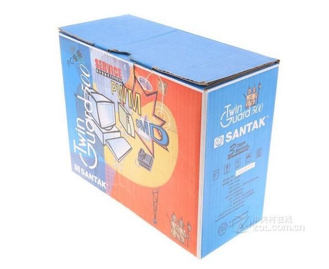 山特TG500 UPS电源北京热销仅需230元